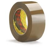 Taśma brązowa  3M  48x72y (karton - 36 szt)