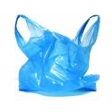 Reklamówki LDPE 30x7x55/ 52 mikrony /50 szt/ zwolniona z opłaty recyklingowej