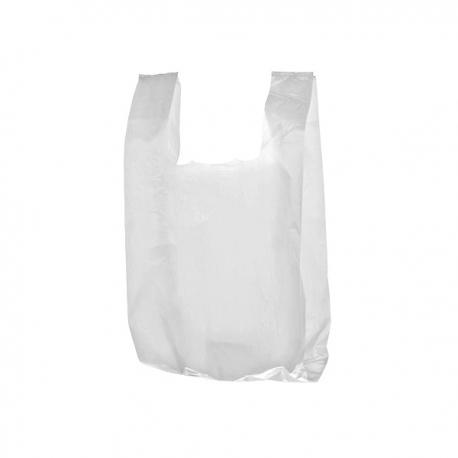 Reklamówki LDPE 30x7x55 / 52 mikrony /50 szt/ zwolniona z opłaty recyklingowej