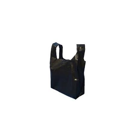 Reklamówki LDPE 28x7x50/ 52 mikrony /50 szt/ zwolniona z opłaty recyklingowej