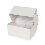 Pudełko kartonowe  fasonowe 32x22x6