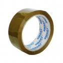 Taśma brązowa SMART 38x60y (zgrzewka -6 szt)