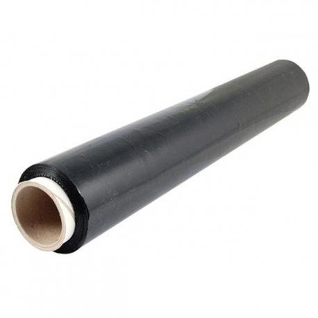 25 Rolek folii stretch czarna 1,20 kg/25x1,20kg/