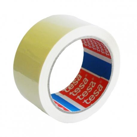Taśma biała TESA 48x72y (karton - 36 szt )