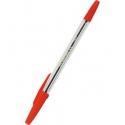 Długopis Corvina 51 czerwony 1 szt
