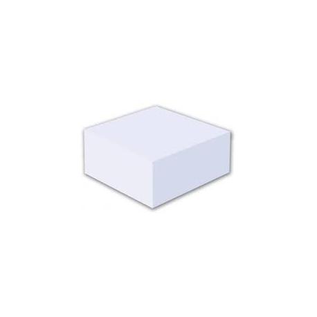 Kostka biurowa biała nieklejona 400 kartek