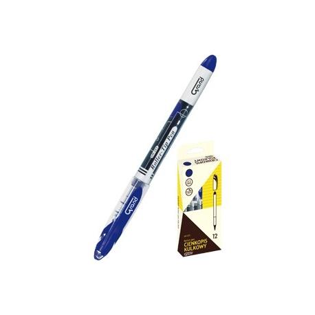 Cienkopis GRAND kulkowy GR-203 niebieski