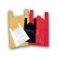 Reklamówki LDPE 44x12x90 (50 szt) CZARNE