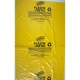 Worki na śmieci DO SEGREGACJI ODPADÓW PLASTIKOWYCH I METALOWYCH LDPE 60L 5 szt. żółt