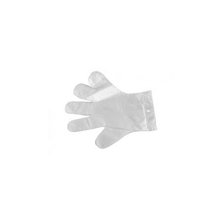 Rękawice foliowe z folii HDPE /100 szt/
