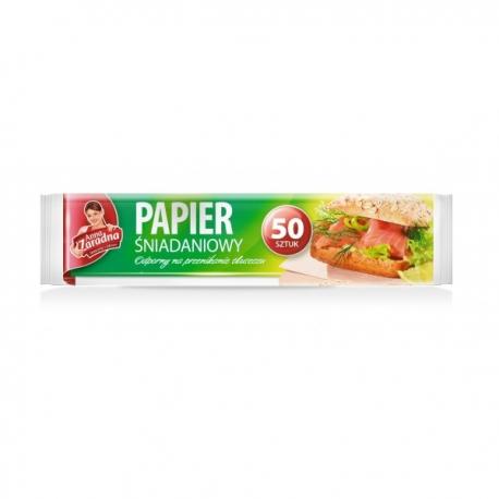 AZ Papier śniadaniowy 50 szt. rolka
